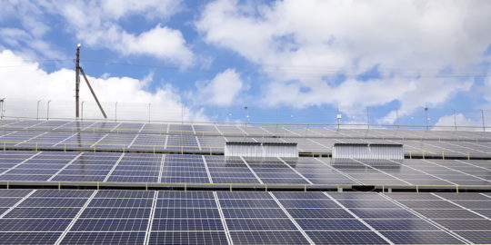 Сонячна електростанція ДТЕК