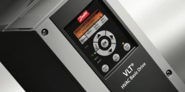 Перетворювач частоти VLT HVAC Basic Drive FC101